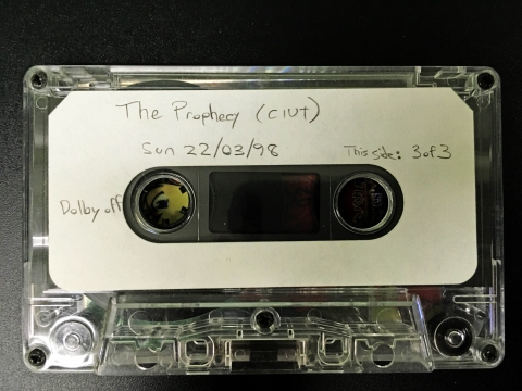 The Prophecy - Prime Flyin' Solo - Side C