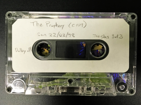 1998.03.30 - Mental Chatter - CKLN - 88.1FM - Denise Benson