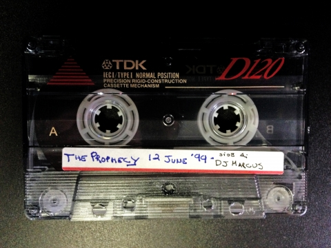 1999.06.13 The Prophecy DJ Marcus Side A