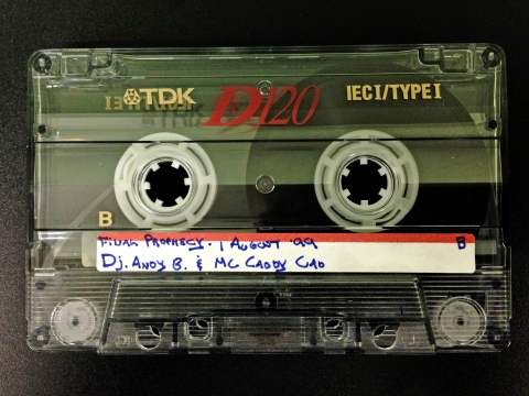1999.08.01-Jungle-Tapes-The-Prophecy-Andy-B-Caddy-Cad-Side-B